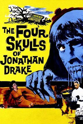 Poster: Die vier Schädel des Jonathan Drake