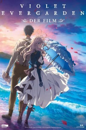 Poster: Violet Evergarden: Der Film