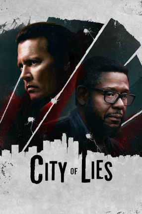 Poster: City of Lies