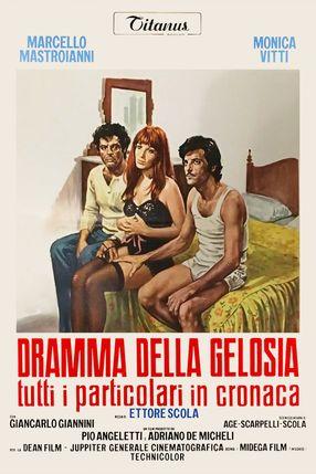 Poster: Eifersucht auf italienisch