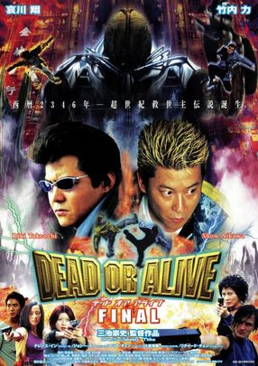 Poster: Dead or Alive 3