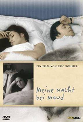 Poster: Meine Nacht bei Maud
