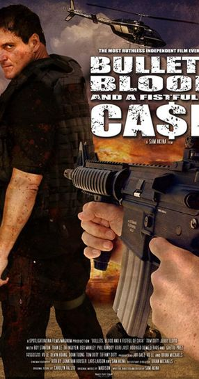 Poster: Bullets, Blood & a Fistful of Ca$h (2006)