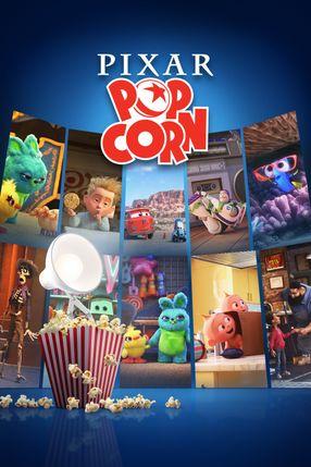 Poster: Pixar Popcorn