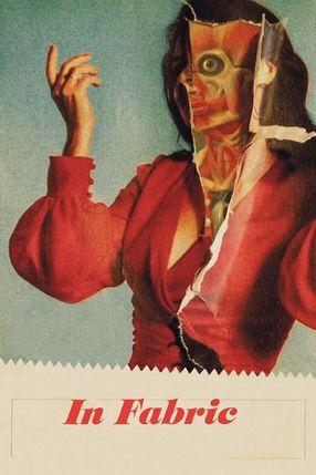 Poster: Das blutrote Kleid