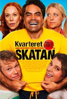 Poster: Kvarteret Skatan reser till Laholm