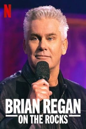 Poster: Brian Regan: On the Rocks