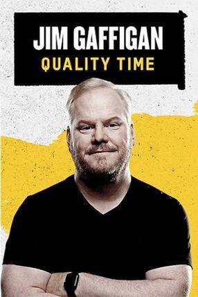 Poster: Jim Gaffigan: Quality Time