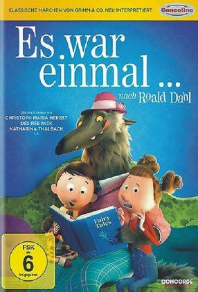 Poster: Es war einmal... nach Roald Dahl