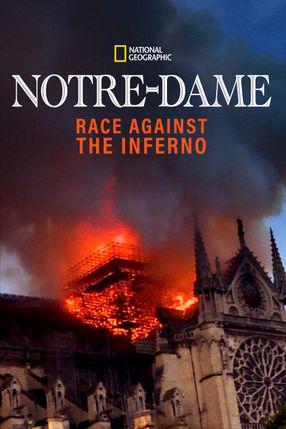 Poster: Notre-Dame: Kampf gegen die Flammen