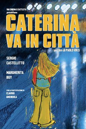 Poster: Caterina va in città