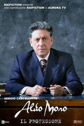 Poster: Aldo Moro -  il Professore
