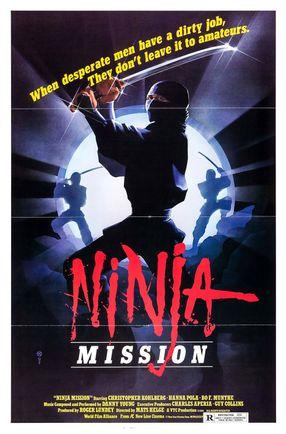 Poster: Ninja - In geheimer Mission