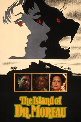 Poster: Die Insel des Dr. Moreau