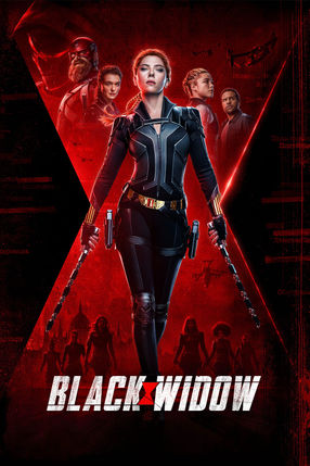 Poster: Black Widow
