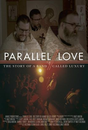 Poster: Parallel Love: The Story of a Band Called Luxury