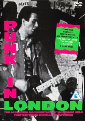 Poster: Punk in London