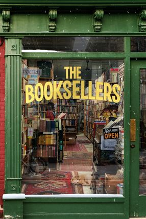 Poster: The Booksellers