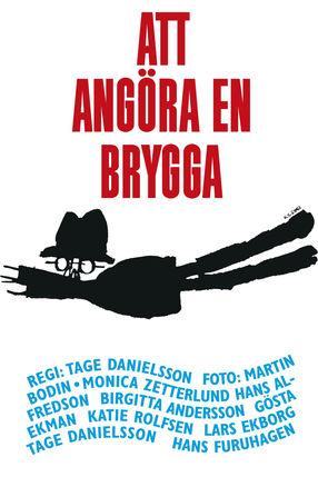 Poster: Att angöra en brygga