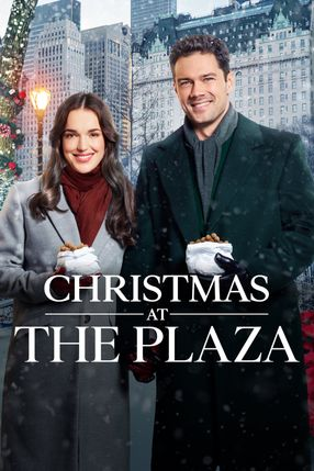 Poster: Christmas at the Plaza - Verliebt in New York