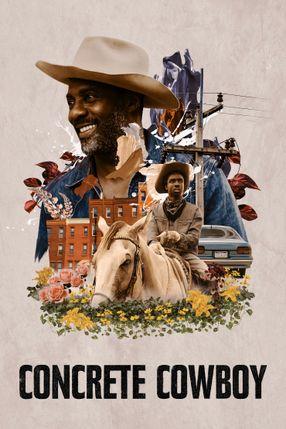 Poster: Concrete Cowboy
