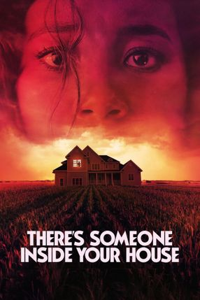 Poster: Jemand ist in deinem Haus
