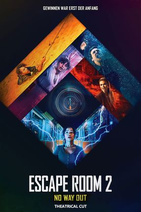 Poster: Escape Room 2: No Way Out