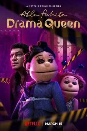 Poster: Abla Fahita: Drama Queen