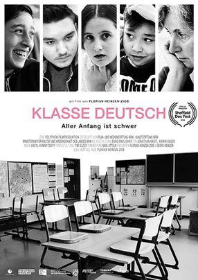 Poster: Klasse Deutsch