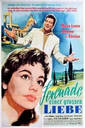 Poster: Der Sänger von Capri