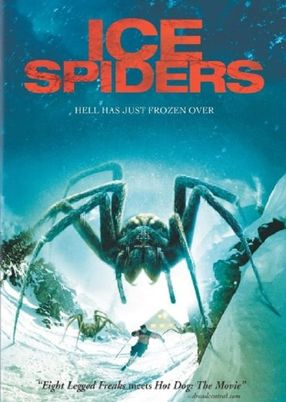 Poster: Ice Spiders