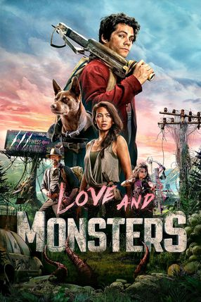 Poster: Love and Monsters