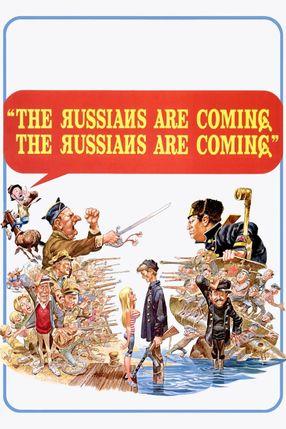Poster: Die Russen kommen! Die Russen kommen!