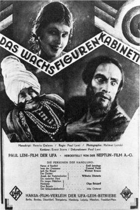 Poster: Das Wachsfigurenkabinett