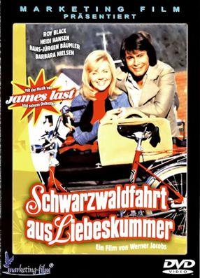 Poster: Schwarzwaldfahrt aus Liebeskummer