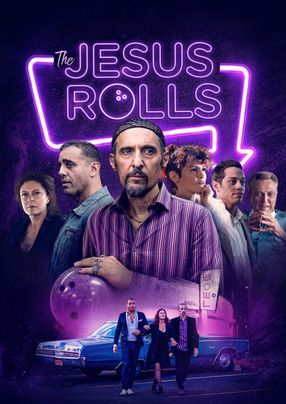 Poster: The Jesus Rolls