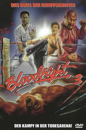 Poster: Bloodfight 3