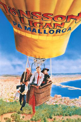 Poster: The Jonsson Gang in Mallorca