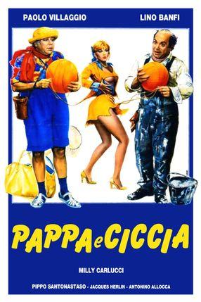 Poster: Pappa e ciccia