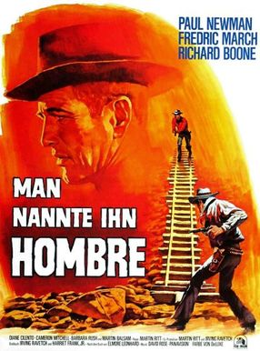 Poster: Man nannte ihn Hombre