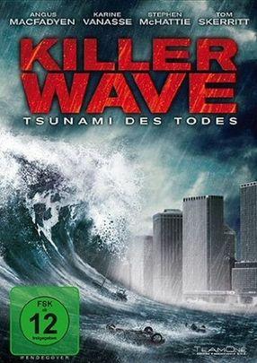 Poster: Killer Wave - Tsunami des Todes