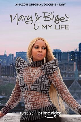 Poster: Mary J. Blige's My Life