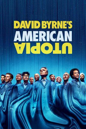 Poster: David Byrne's American Utopia