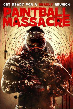 Poster: Paintball Massacre