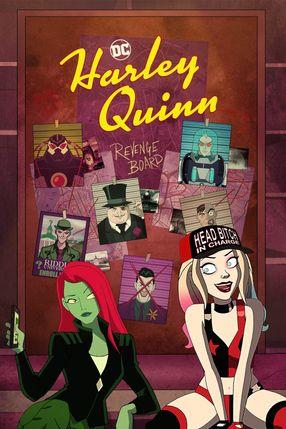 Poster: Harley Quinn