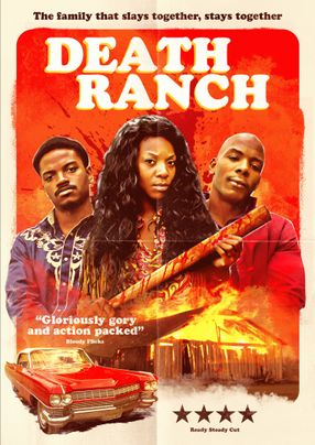 Poster: Death Ranch