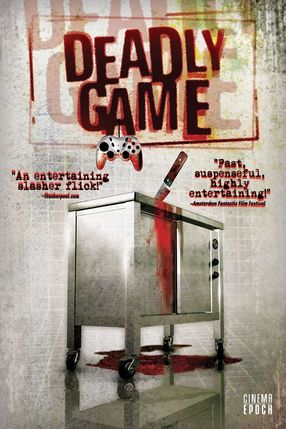 Poster: Deadly Game
