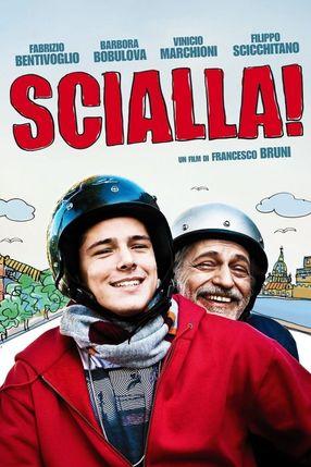 Poster: Scialla! Eine Geschichte aus Rom