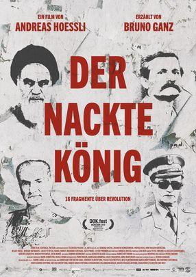 Poster: Der nackte König - 18 Fragmente über Revolution