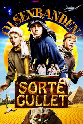Poster: Die Olsenbande Junior und das schwarze Gold